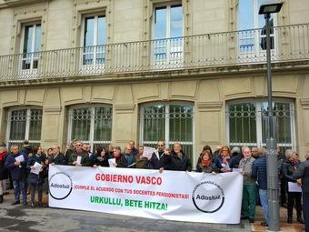 LBP onespena eta Legebiltzarran kontzentrazioa 2018/03/05